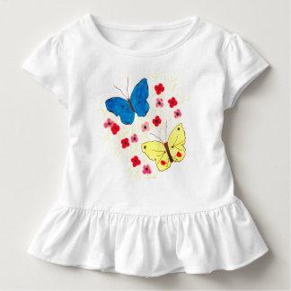 Camiseta Infantil Butterfly espécie Love 1