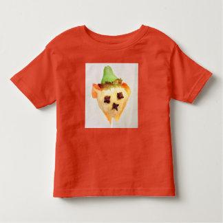 Camiseta Infantil Cabeça adorável 4Clara do vegetariano