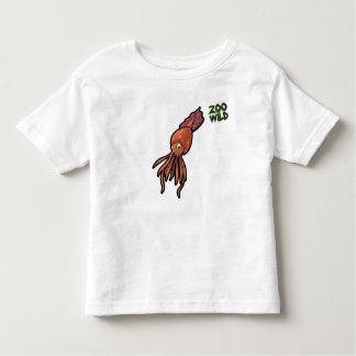 Camiseta Infantil Calamar colossal