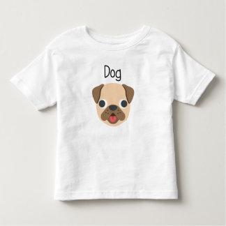 Camiseta Infantil Cão