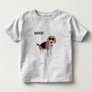 Camiseta Infantil Cão moderno do lebreiro da tri cor