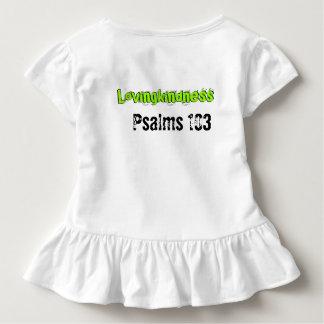 Camiseta Infantil Capítulo 103 dos salmos do Lovingkindness