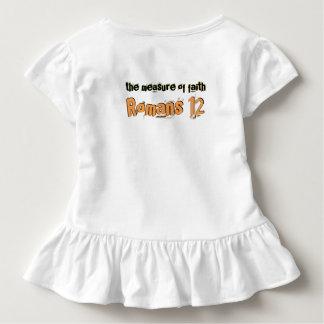 Camiseta Infantil Capítulo 12 dos romanos