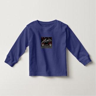 Camiseta Infantil Carro esperto