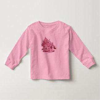 Camiseta Infantil Casa de campo