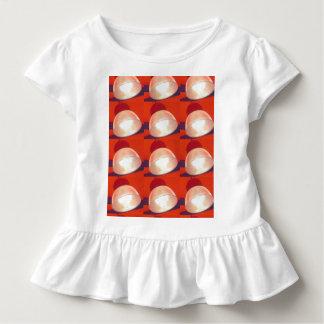 Camiseta Infantil Celebrações das decorações da faísca das ampolas