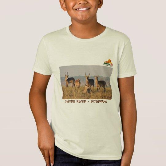 Camiseta infantil Chobe River