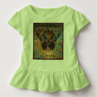 Camiseta Infantil Cobrir novo do álbum de Steve do t-shirt da
