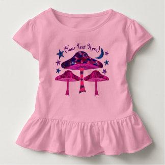 Camiseta Infantil Cogumelos mágicos