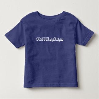 Camiseta Infantil conversa do banheiro