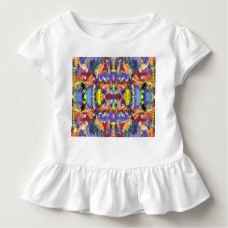 Camiseta Infantil Cores & mais cores