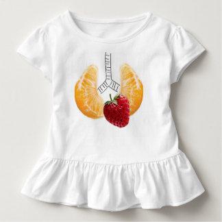 Camiseta Infantil Corpo saudável para sua criança