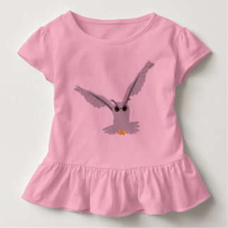 Camiseta Infantil Coruja