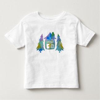 Camiseta Infantil Coruja lunática