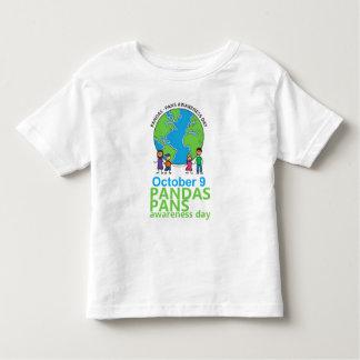 Camiseta Infantil Criança do t-shirt do dia da consciência de