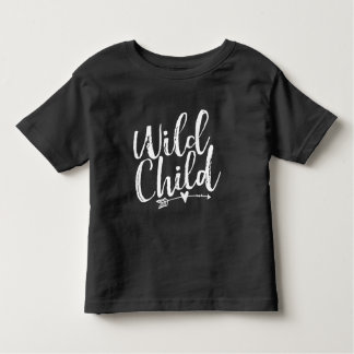 Camiseta Infantil Criança selvagem