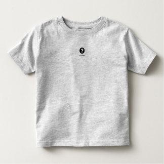 Camiseta Infantil curioso