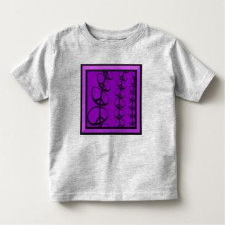 Camiseta Infantil Da paz t-shirt da criança em abundância