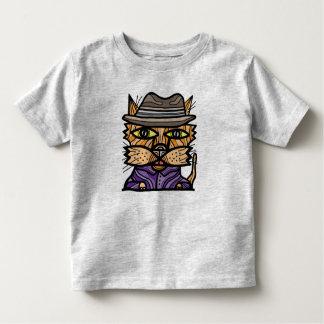 """Camiseta Infantil Da """"t-shirt fino do jérsei"""" da criança esperta rua"""