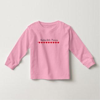 Camiseta Infantil Daddys little