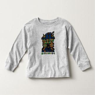 "Camiseta Infantil De ""luva longa da criança Napoleon Kat"""