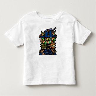 """Camiseta Infantil De """"t-shirt fino do jérsei da criança Napoleon"""