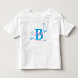 Camiseta Infantil Desenhos animados bonitos do fantasma do Dia das