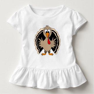Camiseta Infantil Desenhos animados Turquia