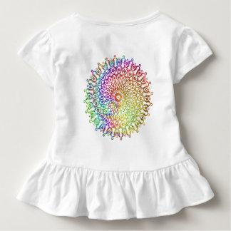 Camiseta Infantil Design geométrico colorido