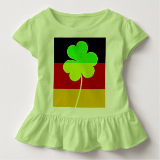Camiseta Infantil Divertimento alemão irlandês de St Patrick do