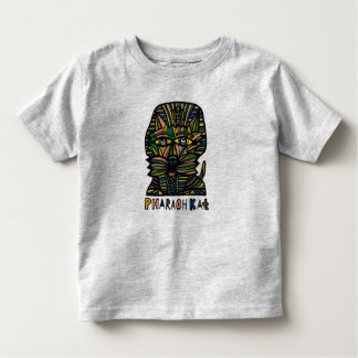 "Camiseta Infantil Do ""t-shirt da criança do Kat faraó"""