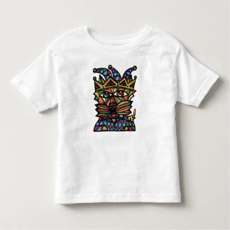 """Camiseta Infantil Do """"t-shirt fino do jérsei da criança do Kat bobo"""