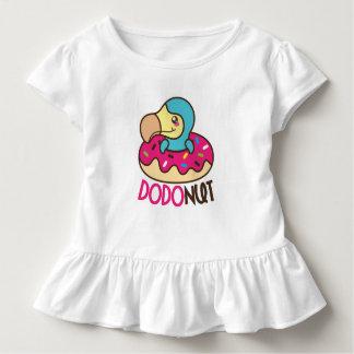 Camiseta Infantil Dodonut (pássaro da filhós e do dodo)