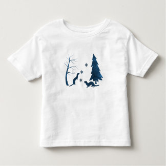 Camiseta Infantil Doninhas