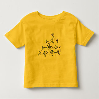 Camiseta Infantil Doodle de Dee
