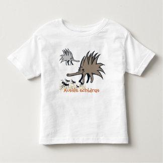 Camiseta Infantil Echidnas australianos