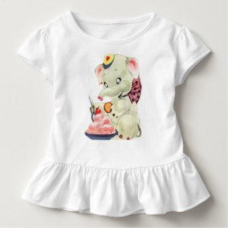 Camiseta Infantil Elefant
