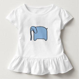 Camiseta Infantil Elefante do bebê