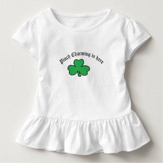 Camiseta Infantil Encantamento da pitada