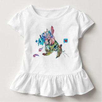 Camiseta Infantil Eremita do cancer