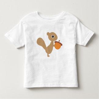 Camiseta Infantil Esquilo