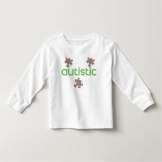 Camiseta Infantil Eu sou consciência autística