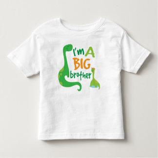 Camiseta Infantil Eu sou um t-shirt do dinossauro dos meninos do big