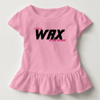 Camiseta Infantil Eu ver um WRX em meu futuro