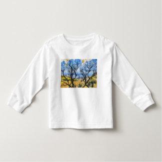 Camiseta Infantil Exceto a maneira