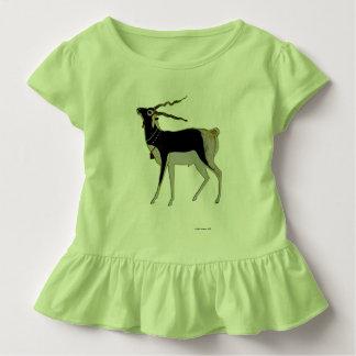 Camiseta Infantil Fanfarrão preto