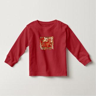 Camiseta Infantil Fé 1