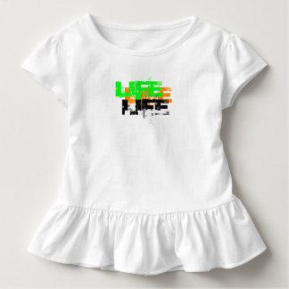 Camiseta Infantil Fogos e paixão um