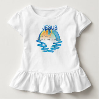 Camiseta Infantil Fonte de água