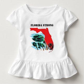 Camiseta Infantil Furacão Irma Florida forte